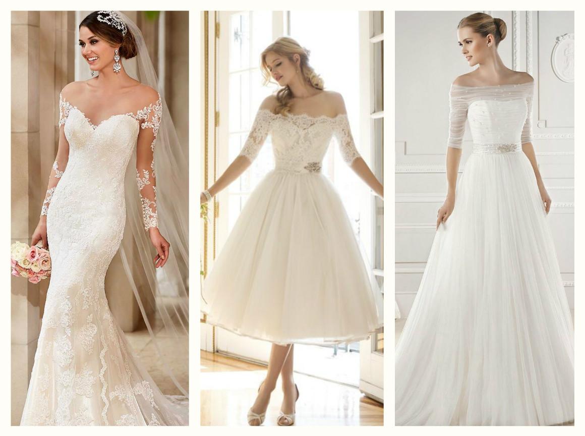 ad63b24b826de6f Ультрамодные свадебные платья 2018 - «Stella Ricci»
