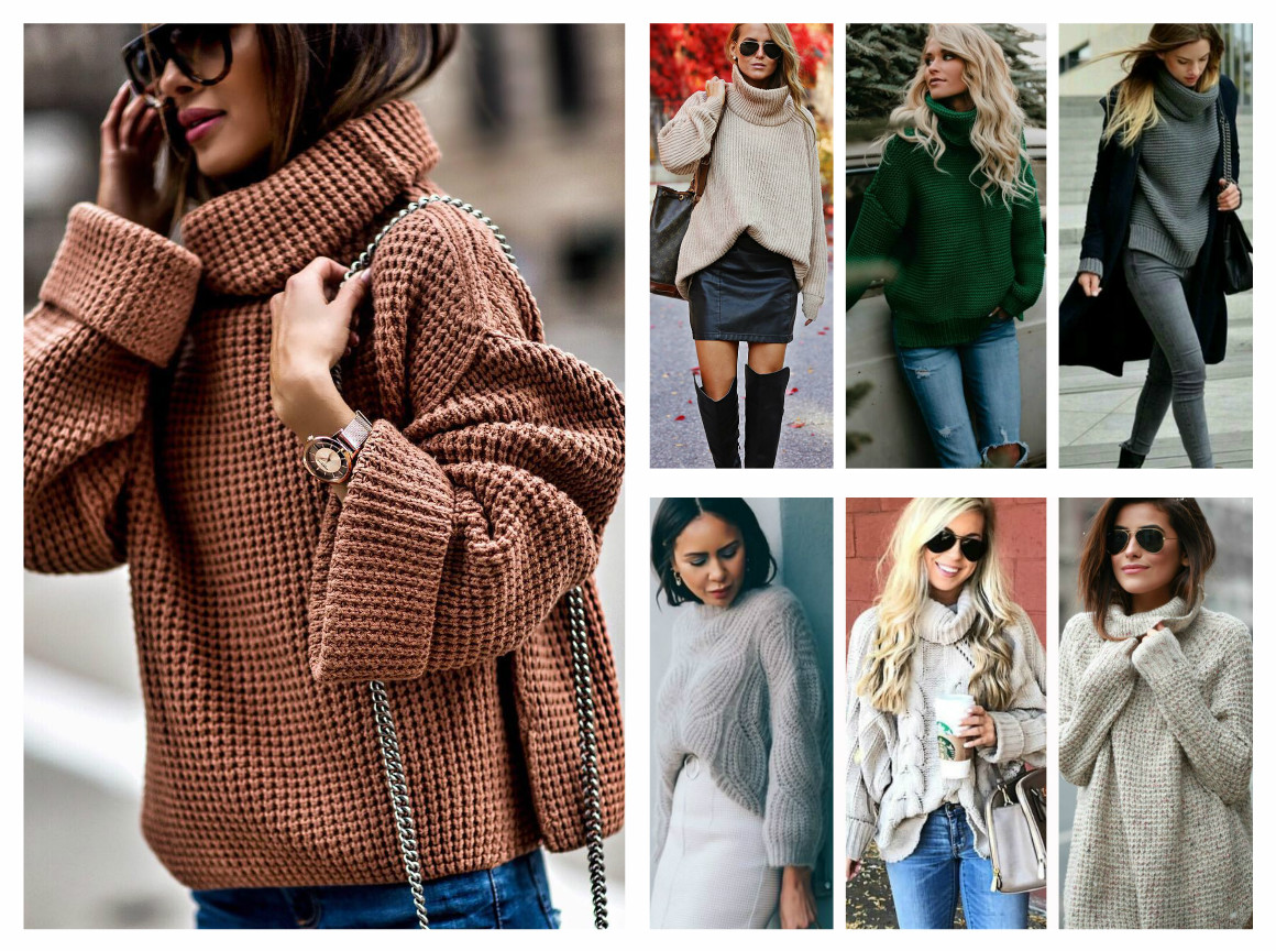 142fff4cde6 Восхитительные свитера осень-зима 2018-2019 - «Stella Ricci»