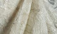 Ажур с вышивкой на органзе крэш 000/el18