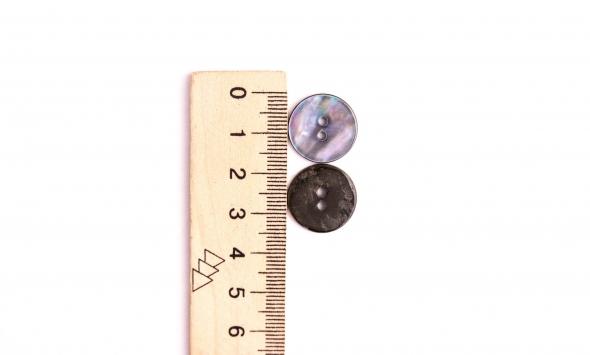 Пуговица прошивная 182/v7-121 - Фото