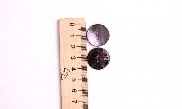 Пуговица прошивная 182/v7-124 - Фото