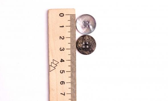 Пуговица прошивная 182/v7-119 - Фото