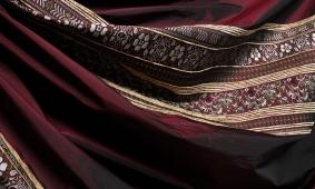купить Тафта шанжан с вышивкой 000/ps27