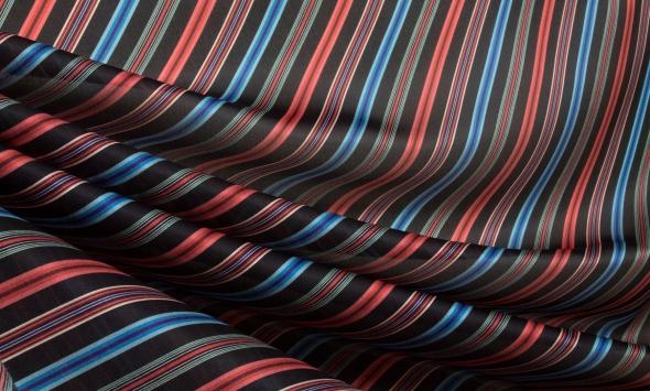 Шифон принт 211/tx177 - Фото
