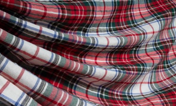 Рубашечная шерсть 202/mr788 - Фото